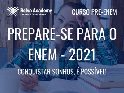 PRÉ-ENEM CURSO PREPARATÓRIO